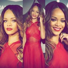 I love rihannas hair