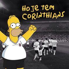 Sport Club Corinthians Paulista - Ônibus e camisa do Corinthians ganham  referências da série Os Simpsons c07e9e2c4d791