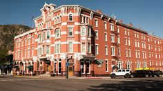 The Strater Hotel in Durango  Forever Captured Images