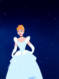Cinderella....1st Disney movie I ever saw as a child!  Loved it!
