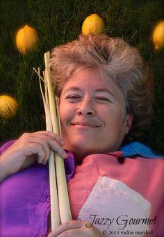 Splendor in the Lemongrass | Jazzy Gourmet  #lemongrass