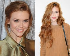 Dare to Go Red: Photos of Gorgeous Red Hair Color: Holland Roden