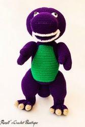 Barney R200 Luigi, Smurfs, Toys, Handmade, Fictional Characters, Art, Activity Toys, Art Background, Hand Made