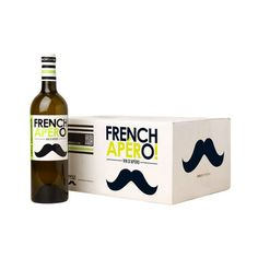Coffret 6 bouteilles de vin Blanc sec Made in France par French Apero