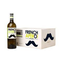 Coffret 6 bouteilles de vin Blanc sec Made in France par French Apero
