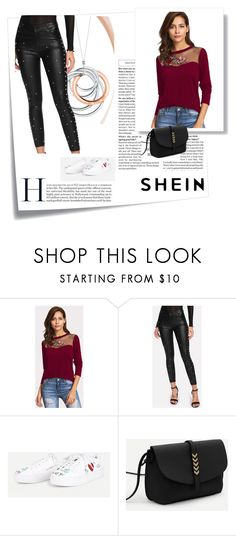 """""""Shein 110"""" by zerina913 ❤ liked on Polyvore featuring Post-It, Tiffany & Co. and shein"""