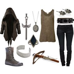 """""""TMI ~ Shadowhunter"""" by death-to-destiny on Polyvore"""