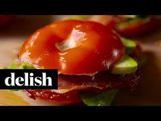 Best Tomato Bun BLT