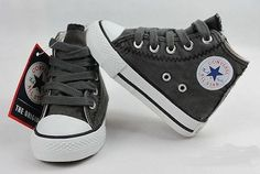 baby converse... Peyton and Ryder totally got these shoes today <3
