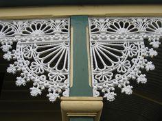 Cast Iron Lacework Detail on the Verandah of Hymettus Cottage - Ballarat   Flickr - Photo Sharing!