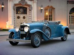 1928 LaSalle 303 Roadster - (LaSalle brand marketed by General Motors Cadillac division, Detroit, Michigan (1927-1940)