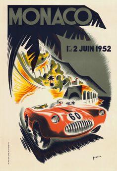 Monaco Grand Prix, 1952