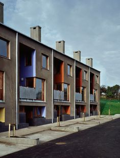 Galbally Social Housing | O'Donnell + Tuomey