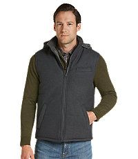 Traveler Collection Traditional Fit Quilted Vest - Big & Tall