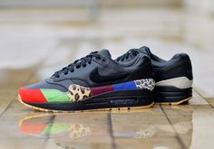 """Nike Air Max 1 Masters of Air """"What the"""" Detailed Images 