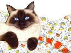 cat illustrations art - Google Search