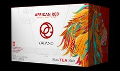 BrewKups AFRICAN RED South Africa's Finest in Single-Cups Servings ● http://LetsEnjoyCoffeeThatPays.MyOrganoGold.com