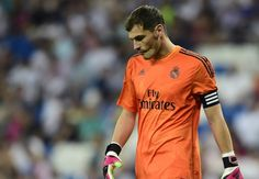 'The boos hurt but I want to be at Real Madrid for life' – Casillas