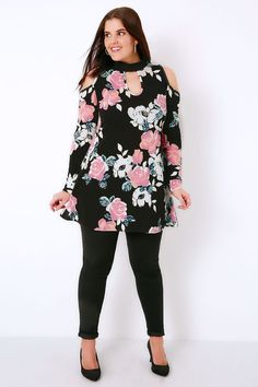 Trendy Fashion Styles From Our Curvy Collection – Curvy Women's Clothing Tips – Fashion Help Plus Size Fashion For Women, Plus Size Women, Plus Size Dresses, Plus Size Outfits, Curvy Girl Fashion, Womens Fashion, Looks Plus Size, Looks Style, Women Swimsuits