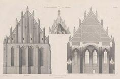 Mittelalterliche Backsteinbauten Mittelpommerns – Johanneskriche Stettin