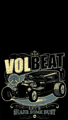 Listen to every Volbeat track @ Iomoio Rock N Roll Music, Rock And Roll, Music Covers, Album Covers, Metal Albums, Soundtrack To My Life, Band Posters, Concert Posters, Kinds Of Music