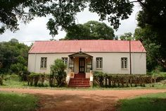 Old House, Colonial, Africa