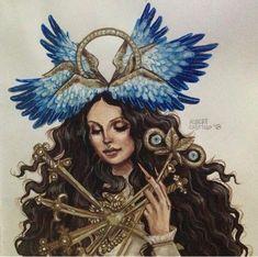 Lana Del Rey by Albert Castillo
