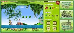 This is a video game in which you have to get rid of spam messages and grab points to feel safe on the Internet. By the side of the game's screen you have a navigation menu to find out more games and activities.  http://www.netsmartzkids.org/AdventureGames/ClickysQuest