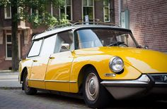 1956 Citroen Station Wagon., had one of these and loved it... until i had to fix it.