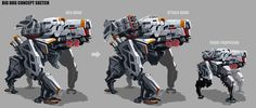 ArtStation - Archangel enemy concepts, bryant Koshu