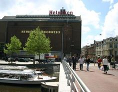 10Best Attractions to Discover the Essence of Amsterdam #10 Heineken Experience
