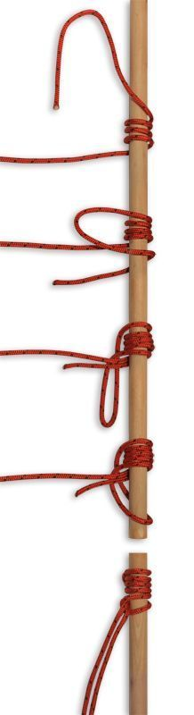 HOW TO TIE KNOTS – ICICLE HITCH