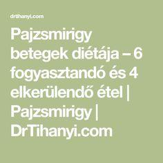 Pajzsmirigy betegek diétája – 6 fogyasztandó és 4 elkerülendő étel | Pajzsmirigy | DrTihanyi.com