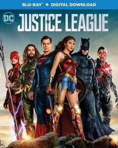 Justice League DVD/Bluray cover - I really liked this movie alot. I didn't read or watch anything about it before seeing it so it could all be totally fresh. Saw it in the theatre and loved it! I was totally shocked to see all the negative reviews.