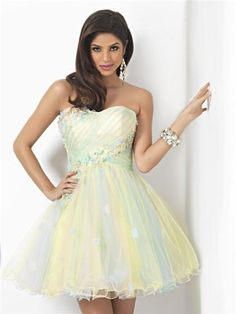 Blush 9402 at Prom Dress Shop