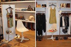 Edith Machinist - hipshops in New York Wardrobe Rack, Vintage Designs, Shoe Rack, Nyc, New York, Furniture, Home Decor, New York City, Decoration Home
