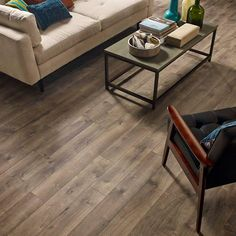 Pergo XP Southern Grey Oak 10 mm Thick x 6-1/8 in. Wide x 47-1/4 in. Length Laminate Flooring (451.36 sq. ft. / pallet)-LF000786P - The Home Depot