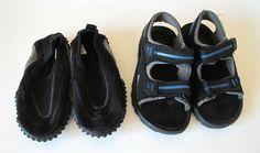 Toddler Boy 7 Summer Shoes Water shoes Velcro Sandals Airwalk Smartfit #AirwalkSmartfit #SliponVelcroSandal