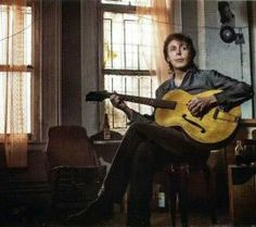 Paul McCartney : de nouvelles photos de son nouveau clip