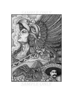 Aztec Drawings | My Tattoo Designs: Aztec Tattoos