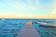 El mar de TULUM aldeazama.com