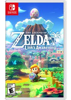 The Legend of Zelda: Links Awakening (Switch) - Spill - Nintendo Switch - Elkjøp Nintendo Store, Nintendo 3ds, Nintendo Console, Nintendo Switch Games, Nintendo Switch Zelda, Nintendo Switch Super Mario, Xbox One Games, Pc Games, Super Nintendo
