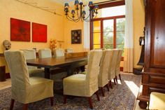 A bright and open dining room. Freeport, Bahamas Coldwell Banker James Sarles Realty