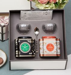 Sloane Tea Welcome Celebration Luxury Gift Box