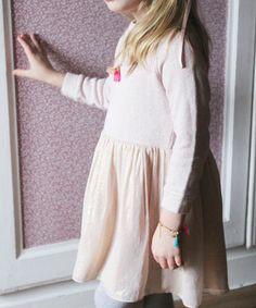 Louise Misha Dress Nuage - shopminikin