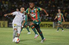No último minuto, Sampaio marca e empata com o Botafogo no Castelão #globoesporte
