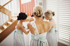 Anna Campbell Bridesmaids - Anna Campbell designer bridal fashion Melbourne