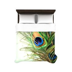 peacock feathers, bright feather, feather duvet, gift idea, ipod case