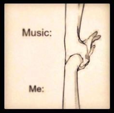 Just in case somebody ask why music is so important to me. Well, because one simple reason; Because music has always been there to me. It is my dearest friend; what pulls me to continue in a hard life. (It's my life source! Music Lyrics, Music Quotes, Mood Quotes, True Quotes, Heart Quotes, Reality Quotes, Music Is Life, My Music, Music Is My Escape
