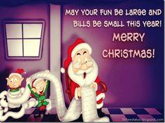 Funny Christmas Messages | Christmas | Pinterest | Christmas ...